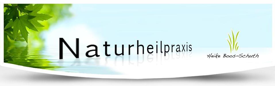 Naturheilpraxis Energie Banner